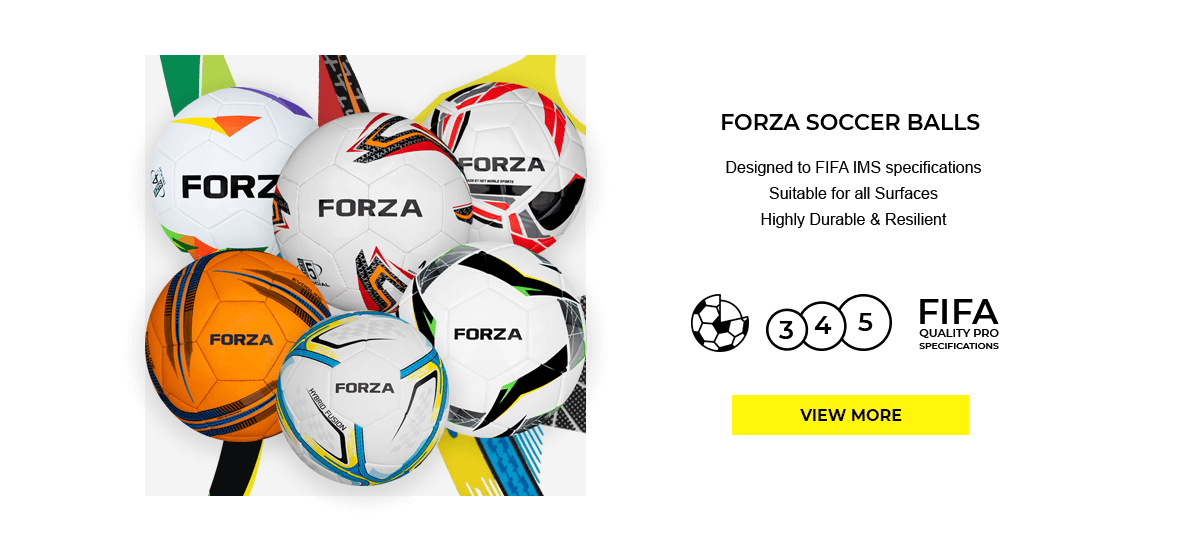 FORZA Soccer Balls