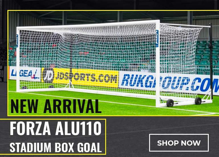 New FORZA Alu110 Box Goal