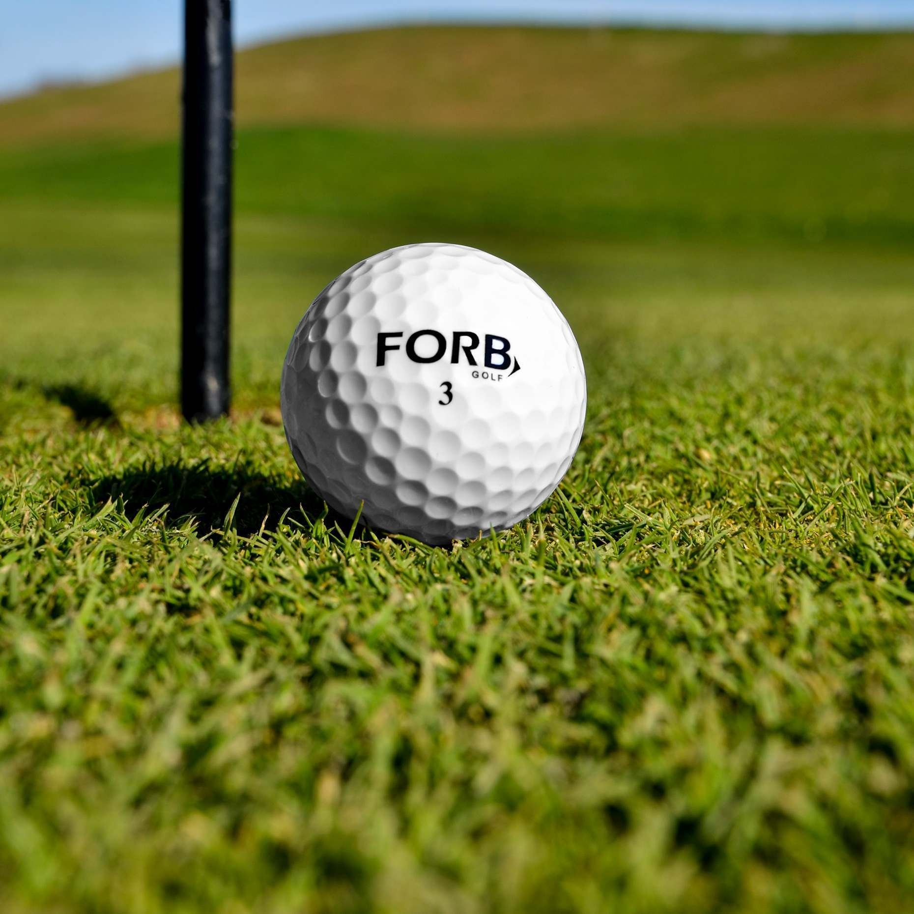 FORB F-5 Golf Balls Tour Quality Collection